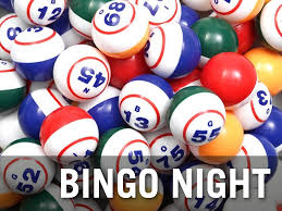 This Thursday Night Is Bingo Night!