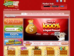 Canadian Dollar Bingo Celebrates an Anniversary with $100 Prizes