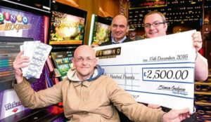 A Dundee Man Becomes the First National Prize Winner in a Cashino Venue