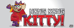 This January Hong Kong Kitty Gives Away a Brand-New Lenovo Laptop