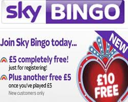 Best new games and bonuses at Sky Bingo